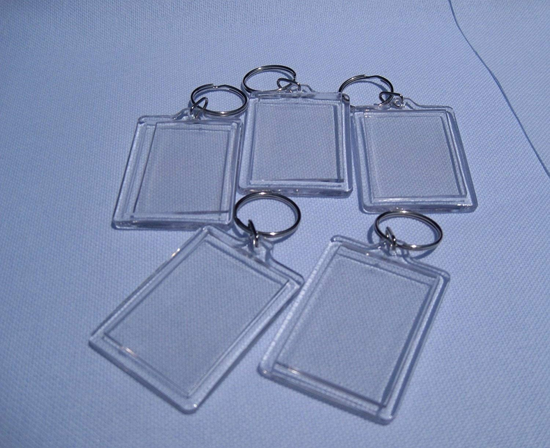 DIY keyrings.59x43mm in Size Acrylic DIY Cross Stitch keyrings 5 Cross Stitch keyrings
