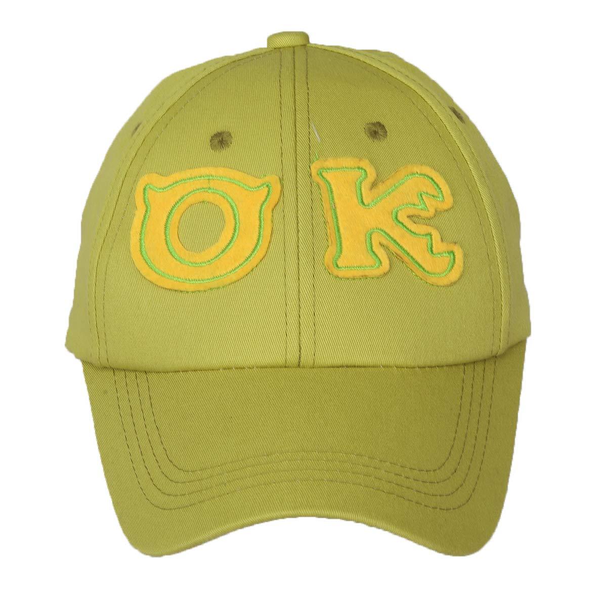 Amazon.com  Mike Wazowski Cap Monsters University Cosplay Hat Oozma Kappa  Baseball Cap for Teens  Clothing 717de3a1d767
