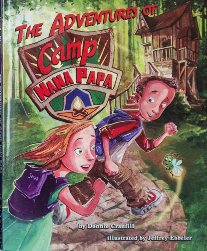 Download The Adventures of Camp Nana Papa pdf epub