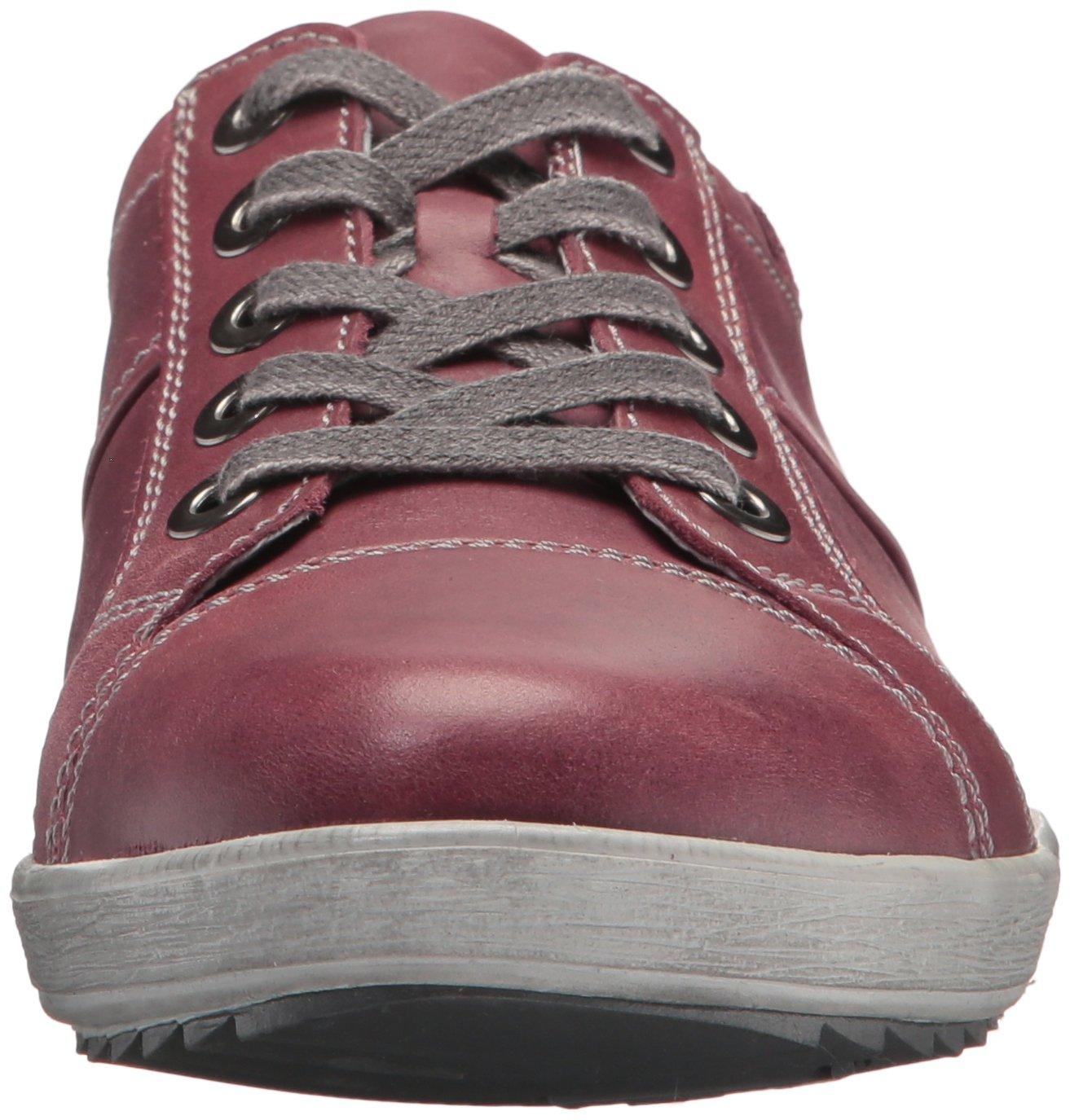 Josef Seibel Women's B06XTB97K9 Dany 59 Fashion Sneaker B06XTB97K9 Women's 40 EU/9-9.5 M US|Bordo 5060eb