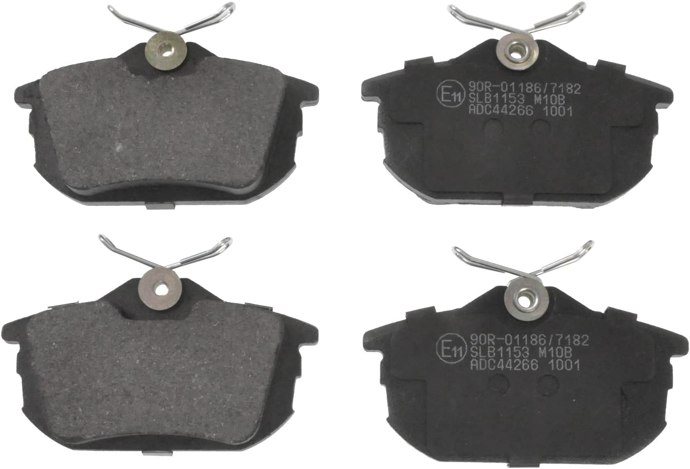pack of four Blue Print ADD64232 Brake Pad Set