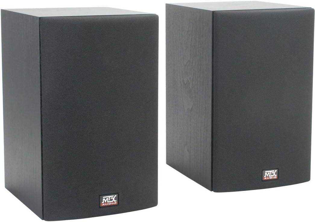 """MTX Audio MONITOR5I 5.25"""" 2-Way Monitor Series Bookshelf Speakers"""