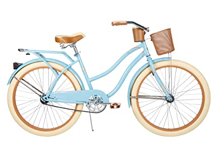 """9c970267524 Image Unavailable. Image not available for. Color: 26"""" Huffy Nel Lusso  Women's Cruiser Bike ..."""