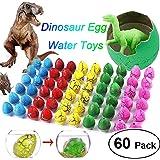 Grow Easter Dragon Egg in Water Tikwisdom 60pcs Dinosaur Eggs Hatching Toy