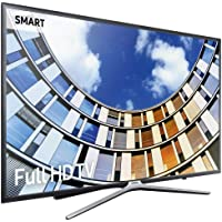 Samsung UE32M5520 32-Inch Full HD Smart TV - Dark Titan (2018 Model) [Energy Class A]
