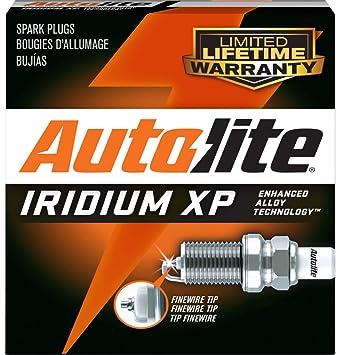 Amazon.com: Autolite XP5245-4PK Iridium XP Spark Plug, Pack of 4: Automotive