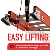 Racor - LDL-1B Ceiling Ladder Lift - Up to 150 lbs