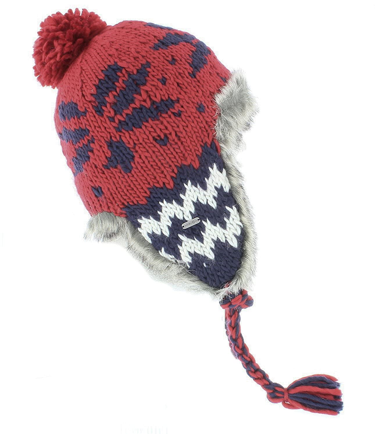 McBurn Milan Knitted Trapper 828560