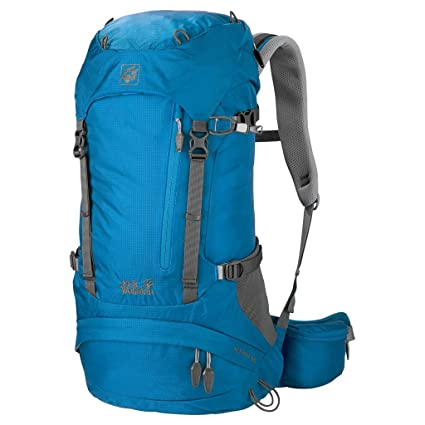 Size One Ocean Blue Rucksack Pack Jack Amazon 26 Wolfskin Hike Acs xqwwH8z4