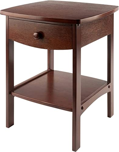 Winsome Wood Claire Accent Table