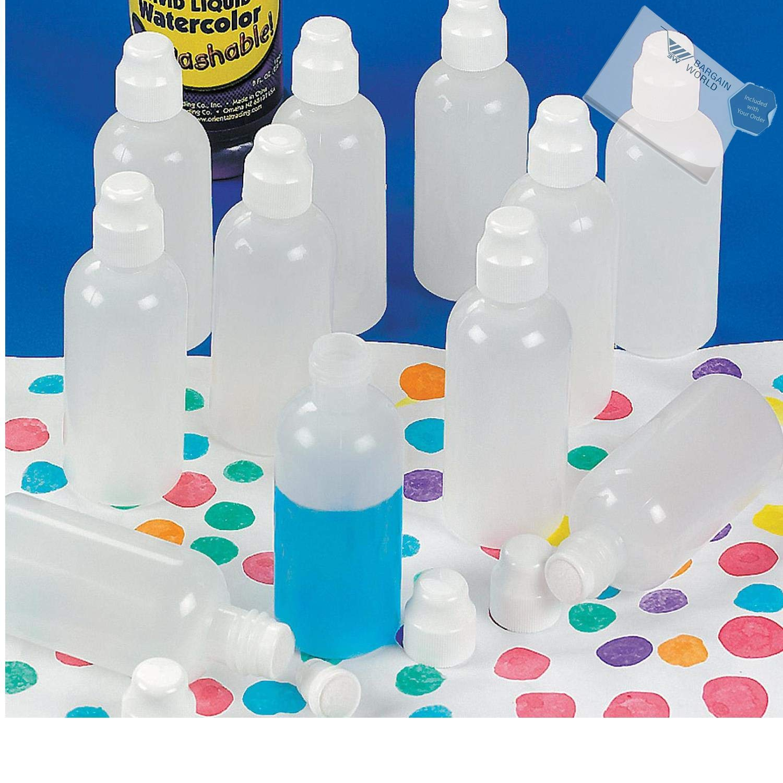 Bargain World Brilliant Bingo Bottles (With Sticky Notes)