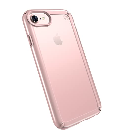 cheap for discount c523e f456e Speck Products 88206-6244 Presidio Show Cell Phone Case for iPhone 7 Plus,  6S Plus and 6 Plus - Clear/Rose Gold