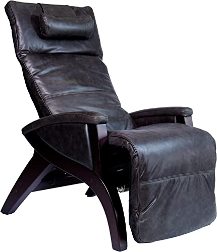 Svago ZGR Newton – The Ultimate Leather Zero Gravity Recliner Pepper