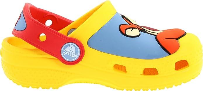 Crocs, Winnie the Pooh(TM) and Tigger(TM) Custom Clog K, Zoccoli e sabot,  Unisex - bambino, Giallo (Yerd), 29/31: Amazon.it: Scarpe e borse