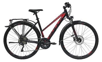 Bulls Fahrrad 28 Zoll Schwarz Street Mover Trekkingbike Shimano
