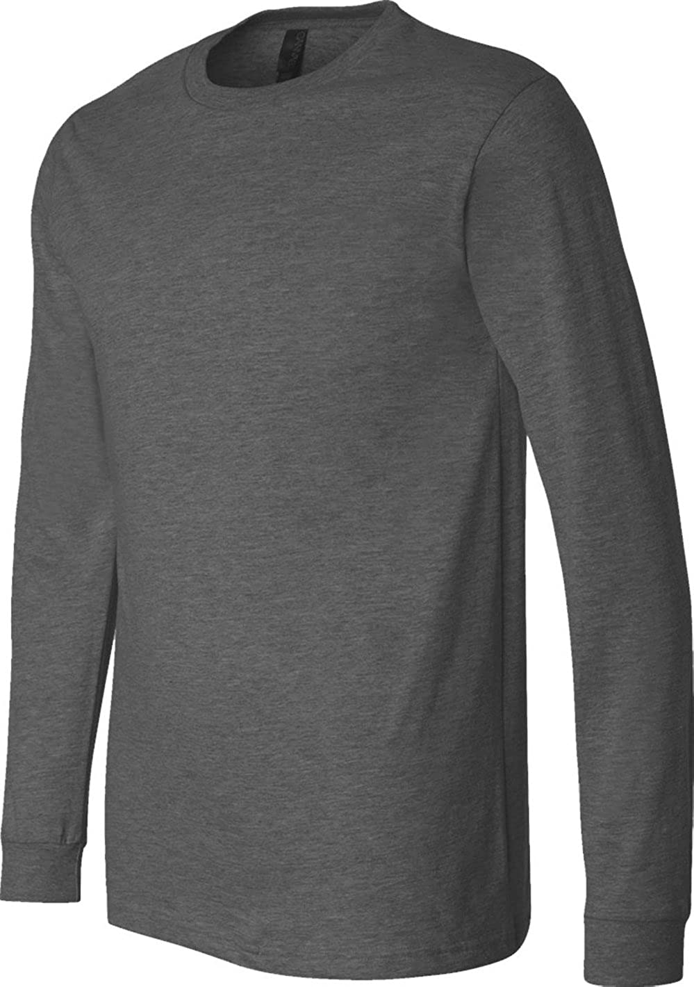 4ea5e918b33c9 Bella Canvas Mens Fashionable Long-Sleeve Jersey T-Shirt Bella + ...