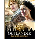 Coloring Book Outlander: An Coloring Book for Adults, Mens, Womens