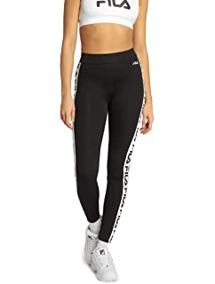Fila Damen Hosen/Legging Urban Line Flex 2.0 Schwarz L: Amazon.de ...