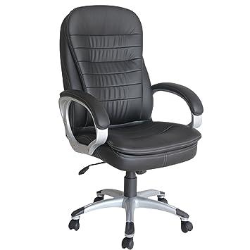 Luxus chefsessel  Arebos Luxus Chefsessel Bürostuhl mit hochwertiger 12cm Polsterung ...