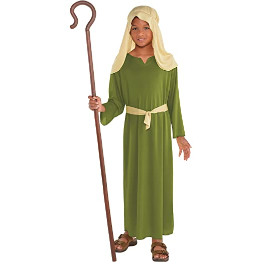 Amazon.com: Disfraz de pastor – S: Toys & Games