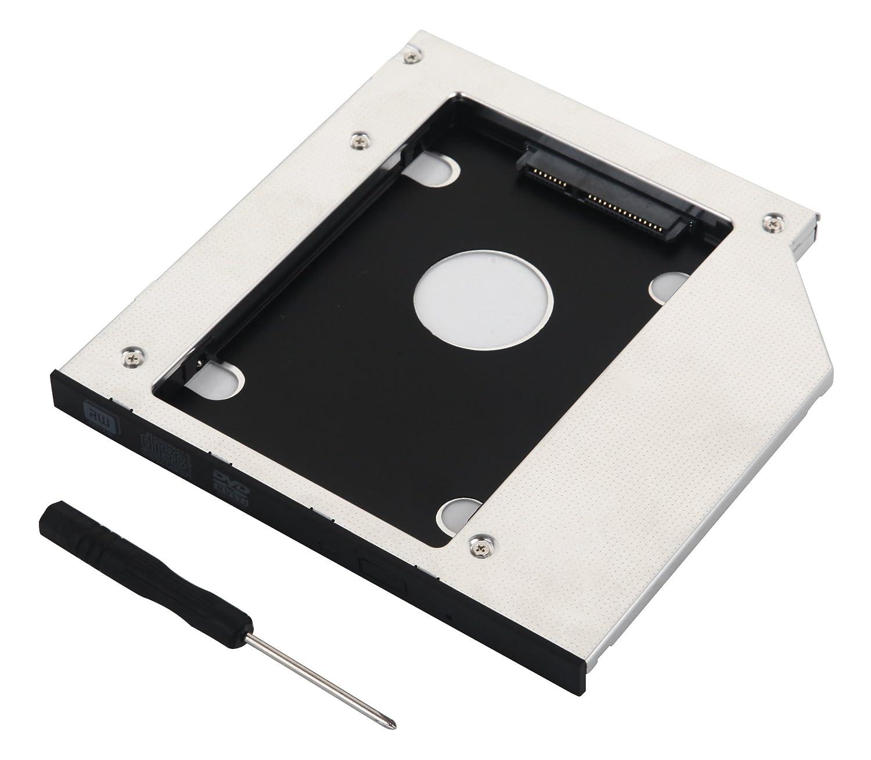 Deyoung SATA 2do HD SSD Hard Drive Case Caddy adaptador para ...