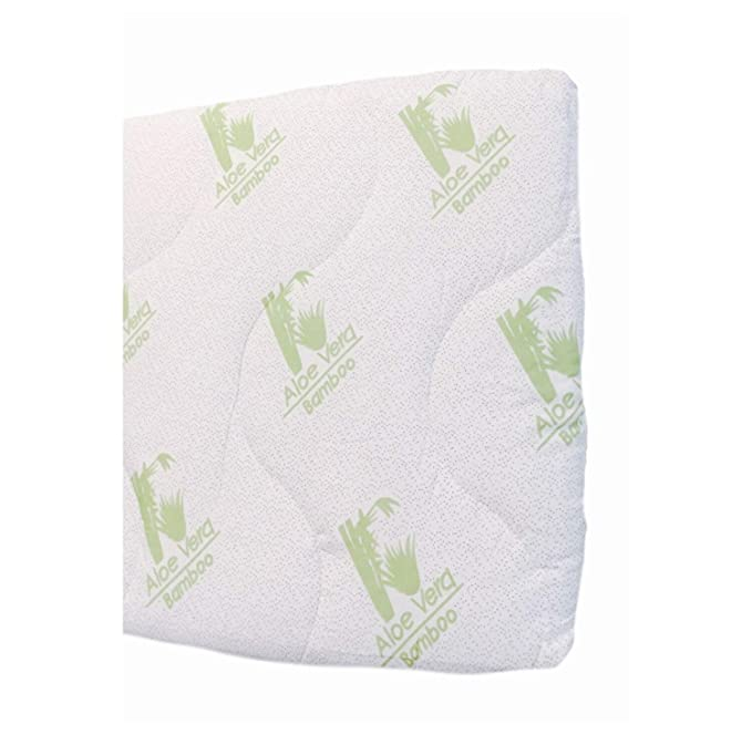 Amazon.com: Aloe Vera Bamboo Pad Protector King Size Mattress Cover: Home & Kitchen