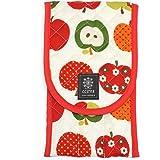 カトラリーケース  おしゃれリンゴのひみつ(アイボリー) N4616200