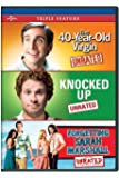 The 40-Year-Old Virgin / Knocked Up / Forgetting Sarah Marshall (Triple Feature) (Bilingual)