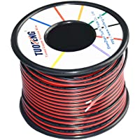 TUOFENG 22 Gauge Electrical Wire 30 Meter Reel
