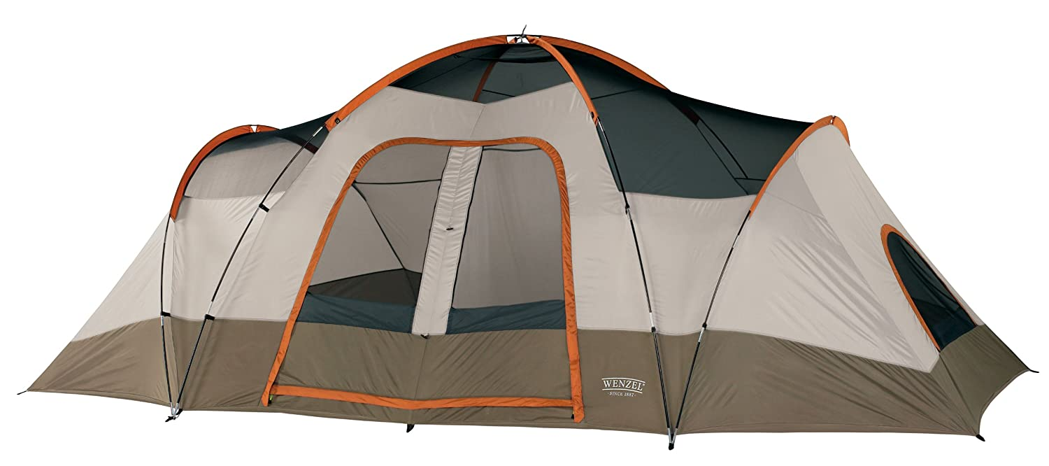 sc 1 st  Amazon.com & Amazon.com : Wenzel Great Basin Tent - 9 Person : Sports u0026 Outdoors