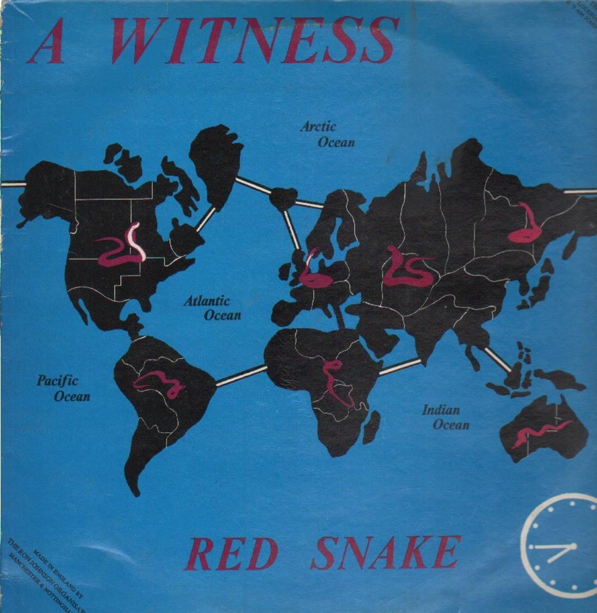 Red Snake: A Witness, A Witness: Amazon.es: Música
