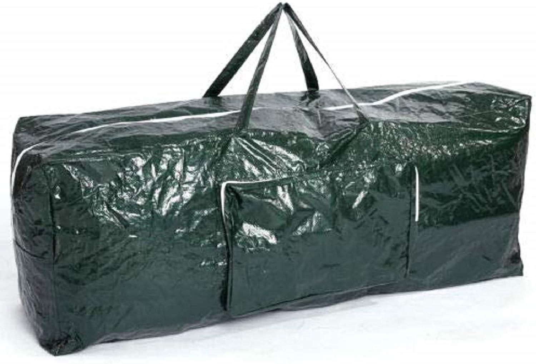 Ram/® Bolsa de Almacenamiento Extra Grande para /árbol de Navidad Apta para /árboles de hasta 1,8 m con Bolsillo Lateral