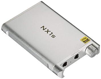 Topping NX1s - Amplificador portátil para Auriculares, más pequeño y Mejor, Color Plateado: Amazon.es: Electrónica