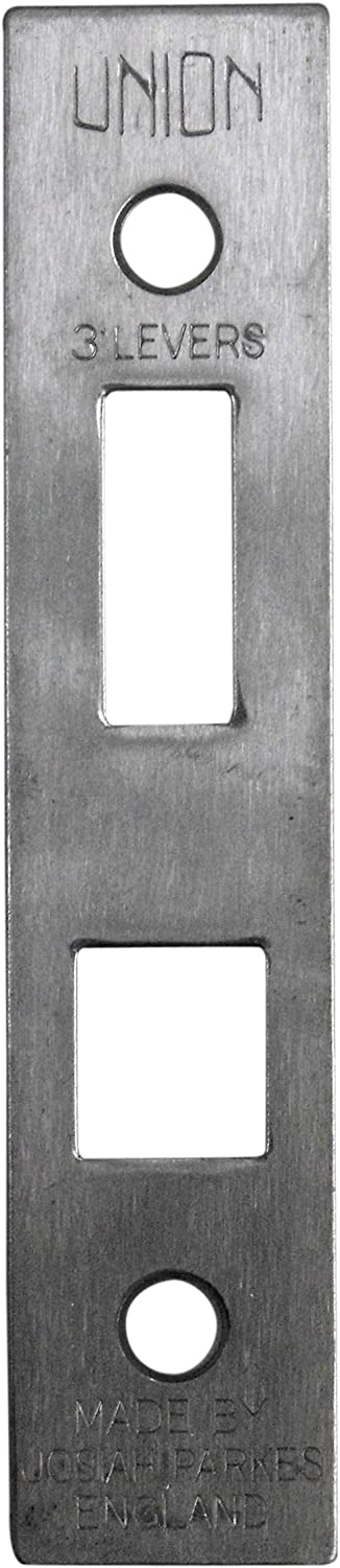 Faceplate to Suit Union 2077 Satin Chrome