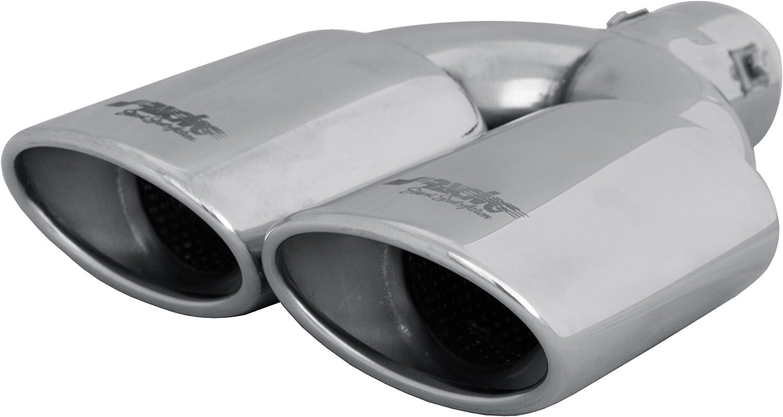 Simoni Racing TRX//32 Sr Uss Oval Slanting Inox 115X90Xl195 58 mm Weld