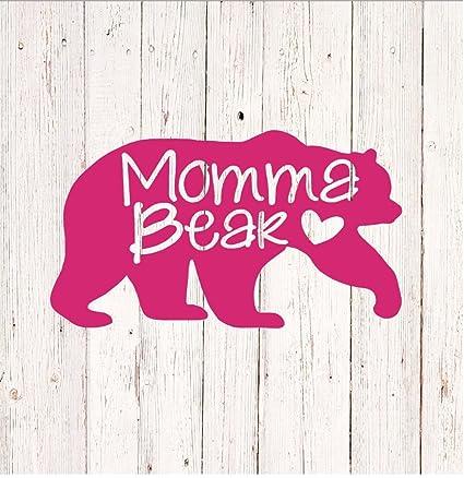 Amazon Com Mama Bear Cup Decal Www Genialfoto Com
