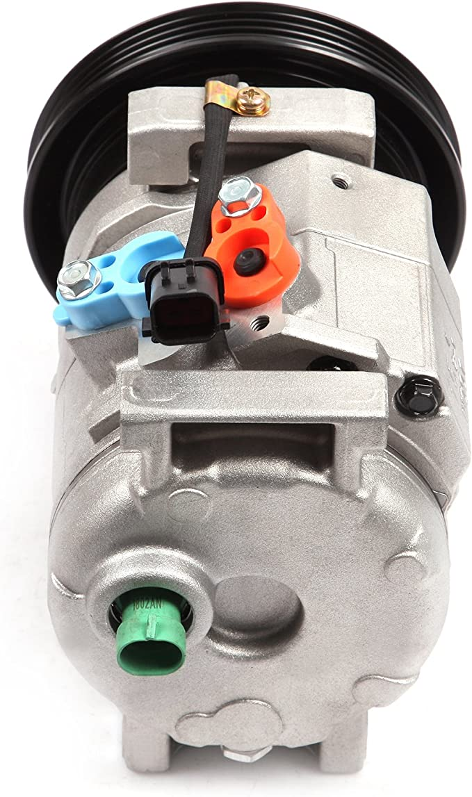 67338 AC Compressor Fits 2003 Chrysler PT Crusier Used