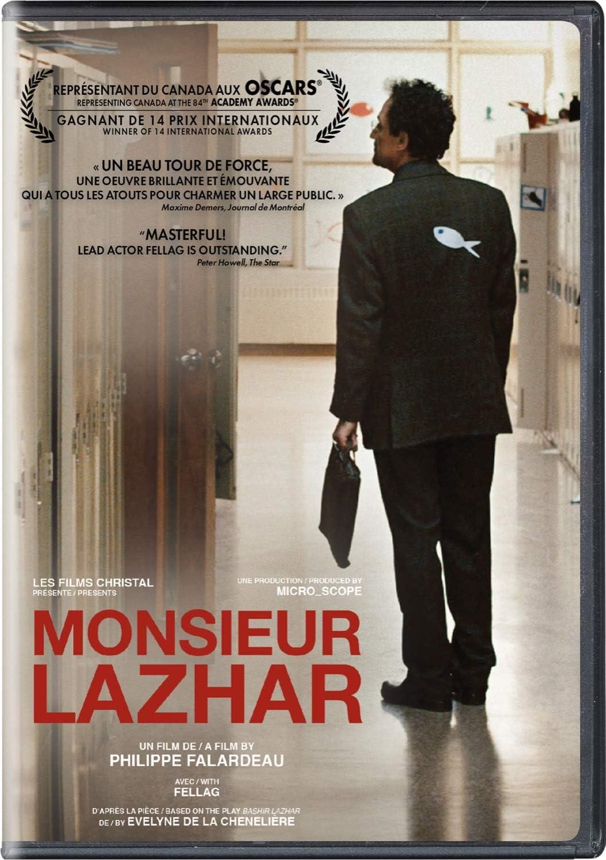 FILM MONSIEUR LAZHAR TÉLÉCHARGER