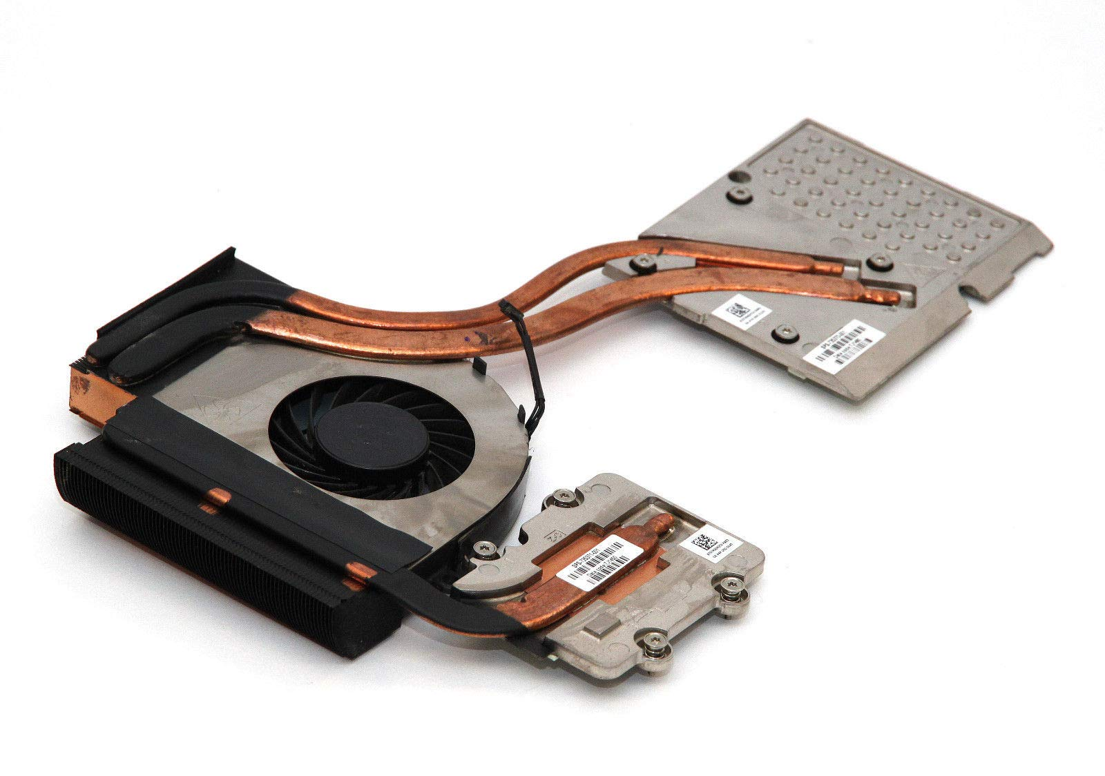 New Genuine FH for HP ZBook 17 G2 Heatsink and Fan 735371-001 735374-001