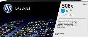 HP 508X | CF361X | Toner Cartridge | Cyan | High Yield