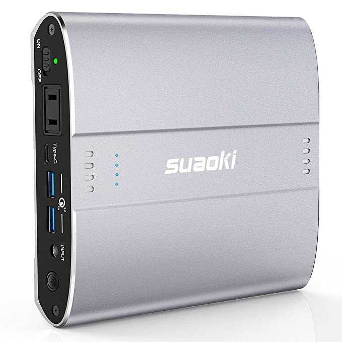 Suaoki D100 Cargador Portátil AC Outlet Power Bank 26800mAh ...