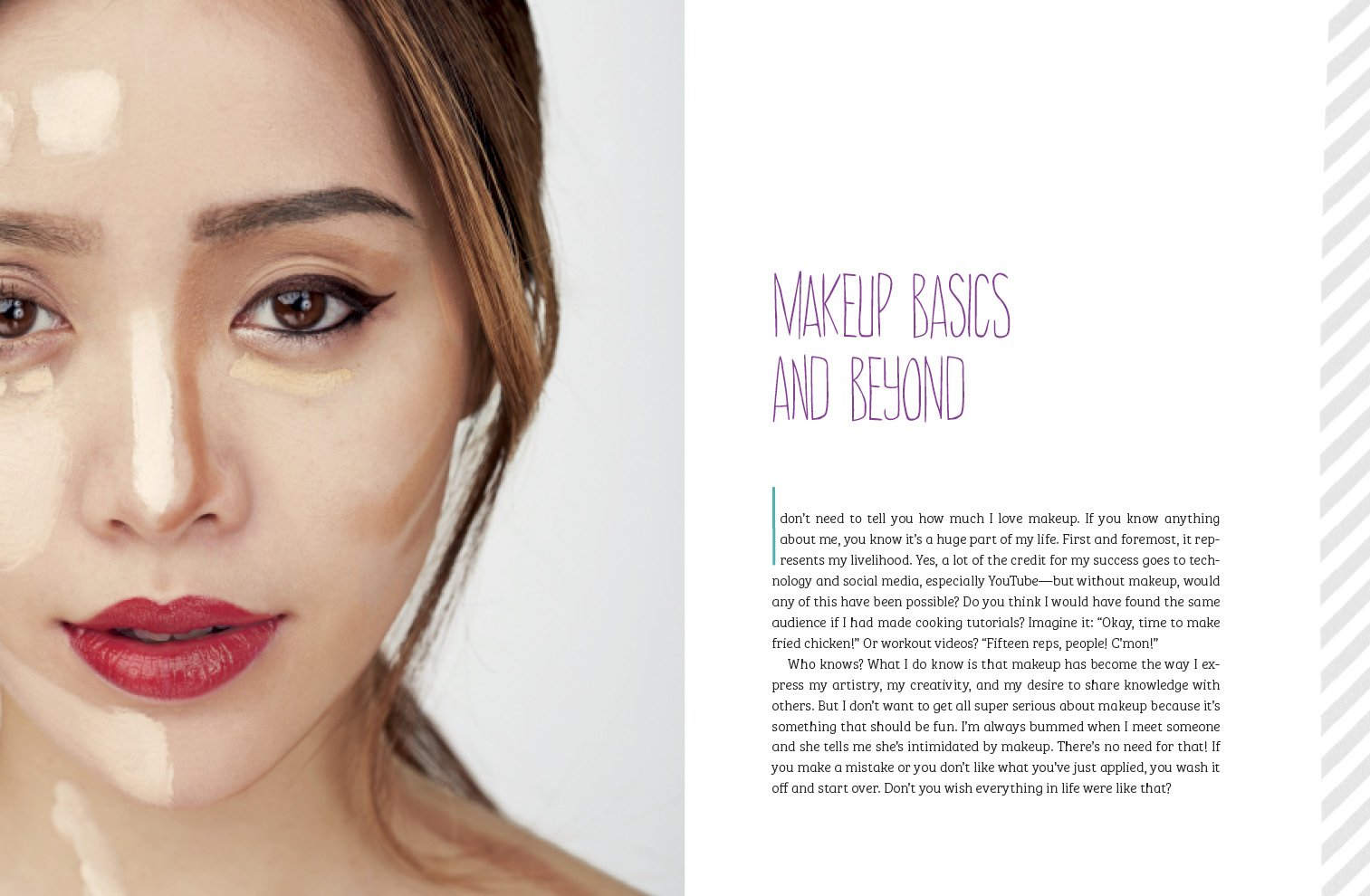 Perfect Make Up: Your Life Guide To Beauty, Style, And Success  Online And Off:  Michelle Phan: 8601410717599: Amazon.com: Books Design Inspirations