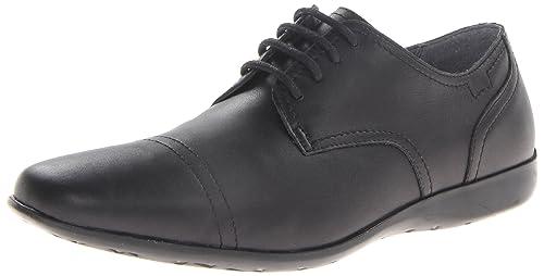 Camper Cuero Zapatos Hombre es Negro Para De Amazon 44 rErpnqOwx