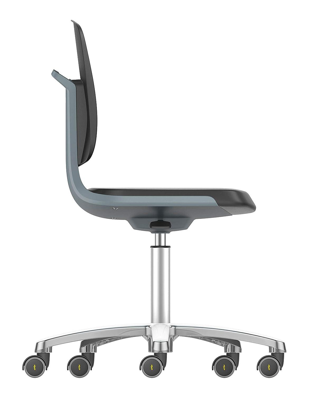 Bimos 1208998 Labsit 2 - Silla con funda de asiento (espuma de poliuretano), color gris: Amazon.es: Industria, empresas y ciencia