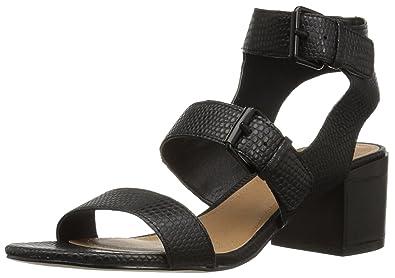 Tahari Womens TaDalton Heeled Sandal Silver Size 100