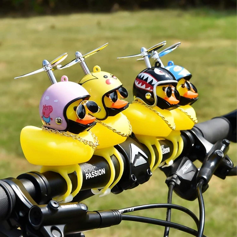 JIASENRATE Little Jaune Duck Duck Decoration Voiture /Électrique Moto Casque De V/élo D/écoration De Voiture Balance De Voiture Duck,1