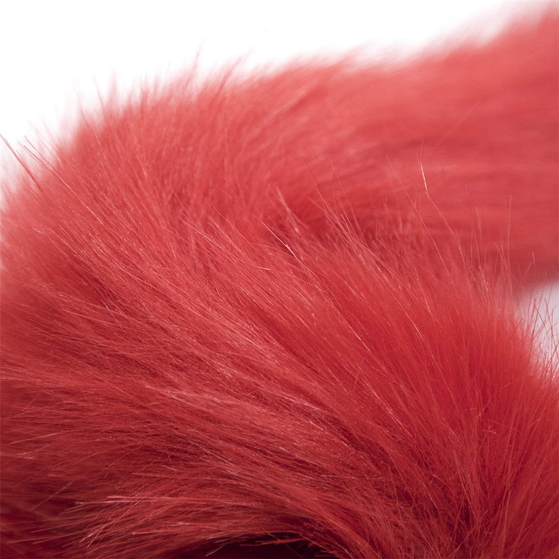 Hemotrade Products Mini Punto Anal G Vibrador Anal Punto Tail Fox Tail Anal Plug Fox Cola Juguetes para Adultos Juguetes eróticos Butt Plug Sex Shop (Color : blanco-Silicone Vibrating) 70fa4a