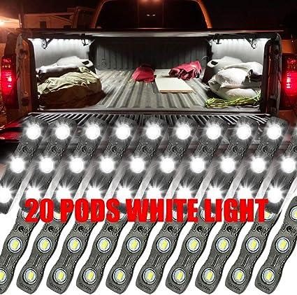 Ampper Led Lights For Pickup Truck Beds