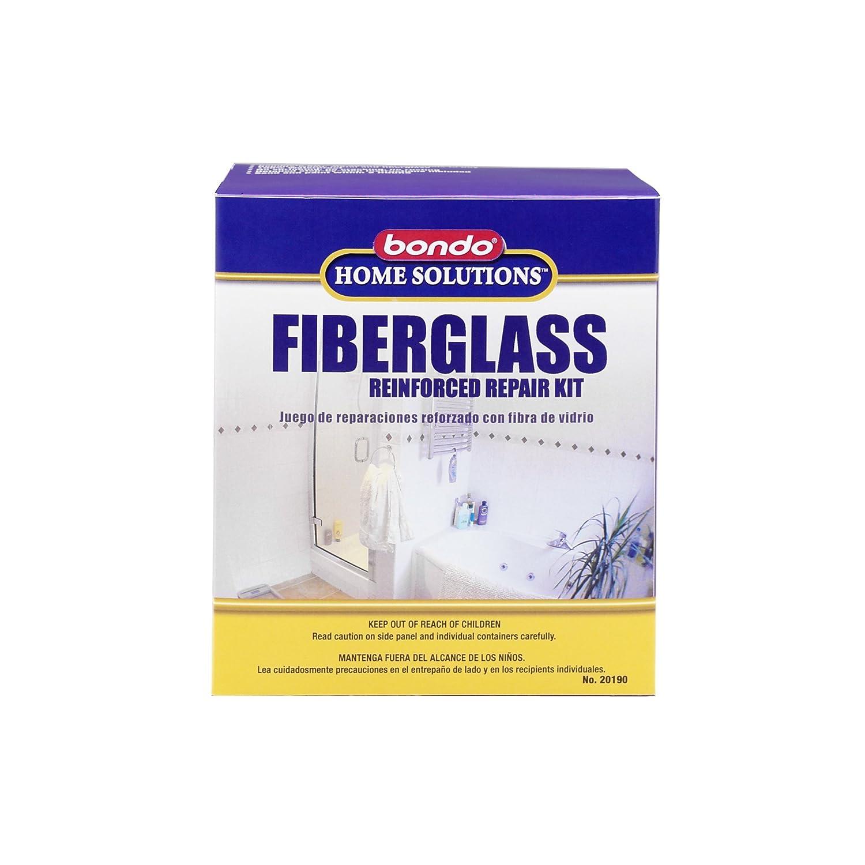 Amazon.com: 3M Bondo Home Solutions 20190 Fiberglass Repair Kit ...