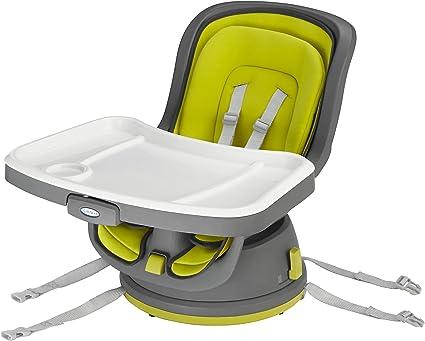 Graco Swivi Booster Highchair Key Lime: Amazon.co.uk: Baby
